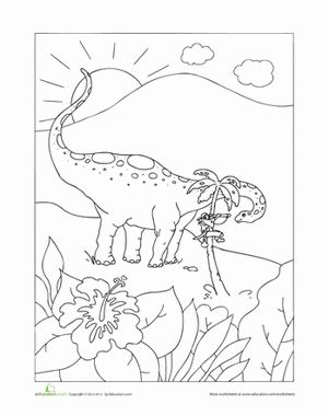 1000+ ideas about Dinosaur Worksheets on Pinterest