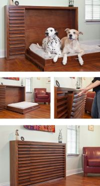 25+ best ideas about Dog Furniture on Pinterest