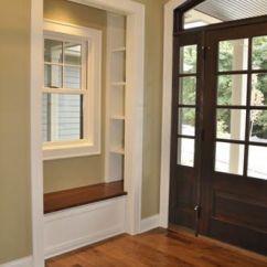 Kitchen Redo Handles And Pulls Entry Foyer, Foyers Shelves On Pinterest