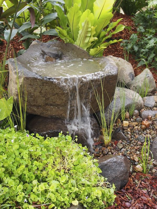 25 Best Ideas About Small Water Features On Pinterest Water