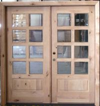 shaker style interior french doors