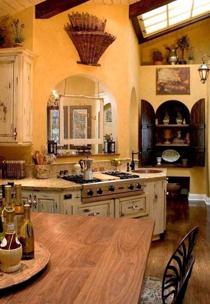 1000 ideas about Tuscan Kitchen Design on Pinterest