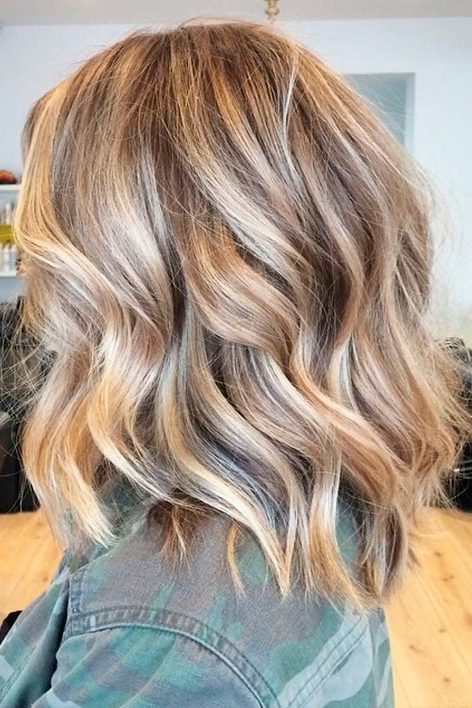 25 Best Ideas About Medium Length Layered Hairstyles On Pinterest