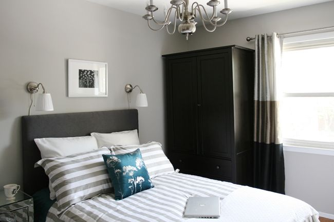 Silver Chain Benjamin Moore House Pinterest Colors Bedroom Colors And Room Makeovers