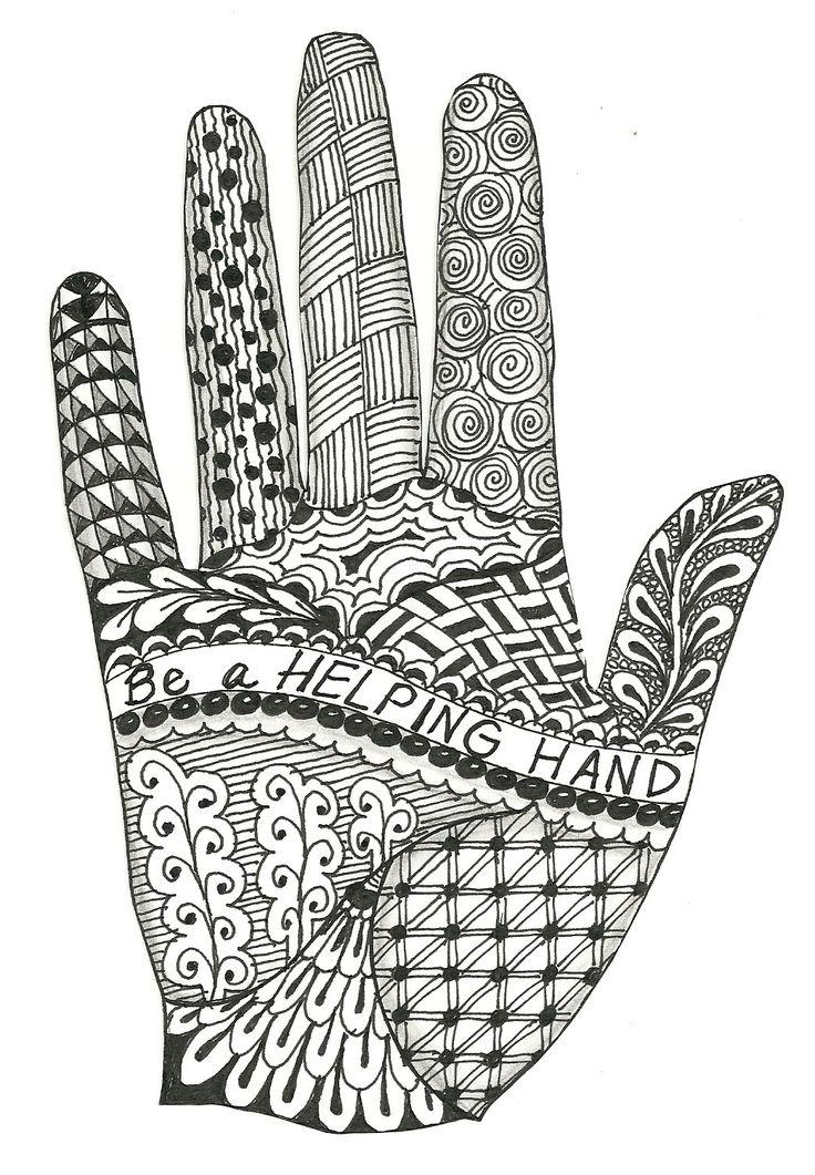 25+ best ideas about Zentangle For Beginners on Pinterest