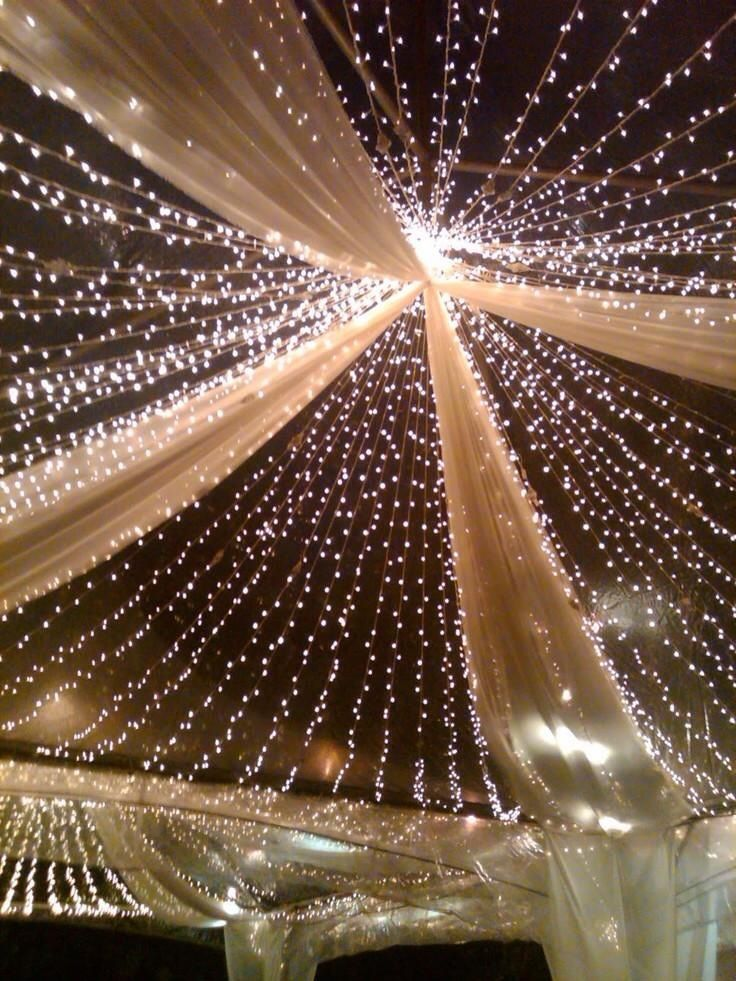 25 best ideas about Light decorations on Pinterest  Reception decorations Diy light and Diy