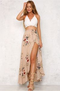 Best 20+ Crop top with skirt ideas on Pinterest | Outfits ...