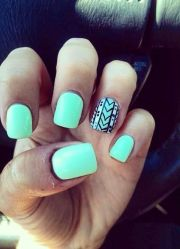 cute gel nails design ideas