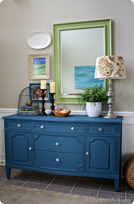 25 Best Ideas About Blue Chalk Paint On Pinterest Blue