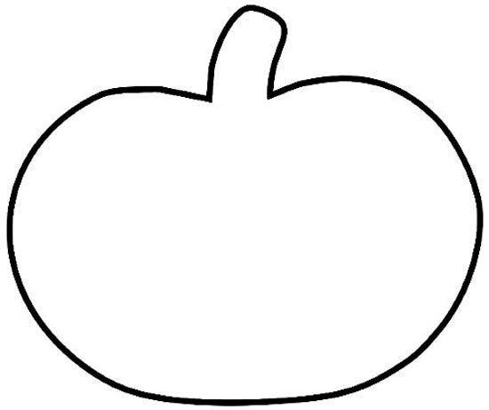 1000+ ideas about Pumpkin Template Printable on Pinterest