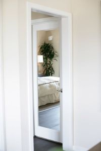 (Res1) OPTIONAL FRENCH MIRRORED CLOSET DOOR
