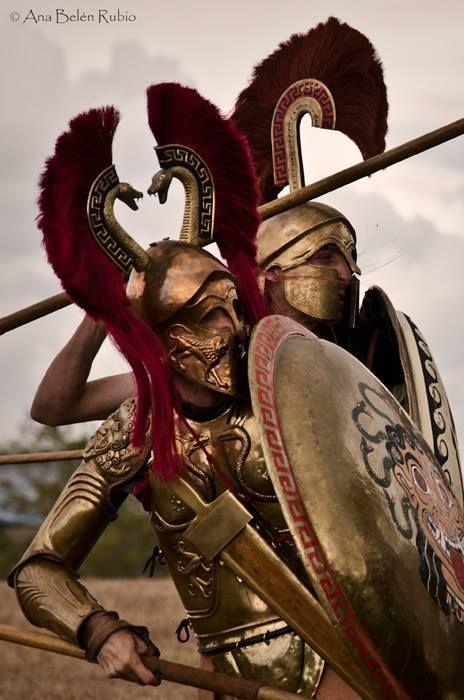 289 best images about Greek hoplite armor on Pinterest