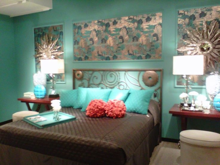 Best 25 Turquoise Bedroom Paint Ideas On Pinterest Gray