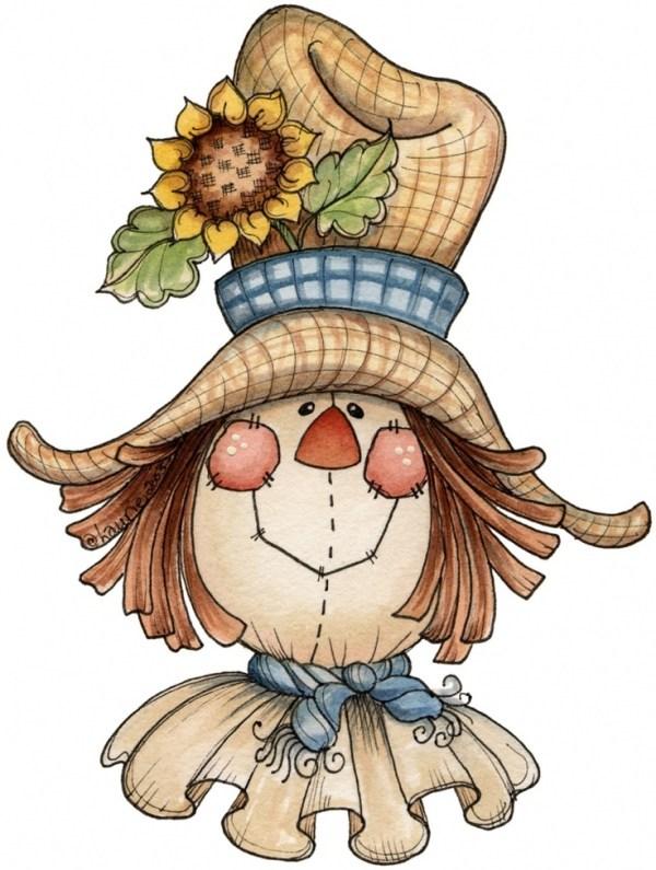 scarecrow face inspiration