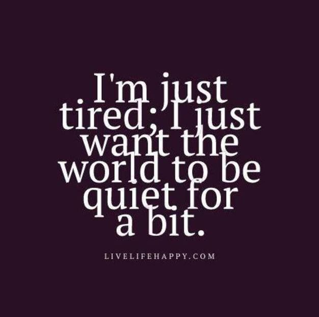 Quotes People Negative Tired