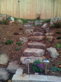 17 Best images about Back yard / slope ideas on Pinterest