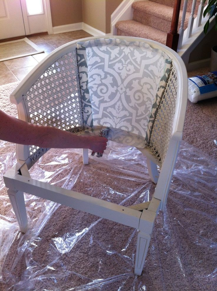 how to diy reupholster a chair wheelchair in kolkata 25+ best cane back chairs ideas on pinterest | furniture, dining redo ...
