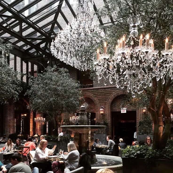 3 Arts Cafe at Restoration Hardware Chicago  By Georgia Grace  Amazing Interiors  Pinterest