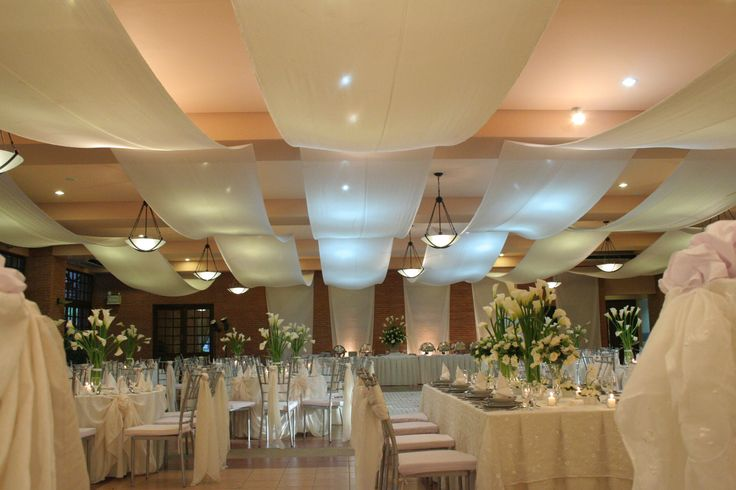 21 Best Images About Draping And Ceiling Decorations On