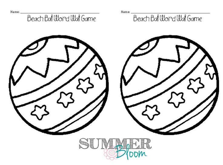 92 best images about Beach balls in Kindergarten on