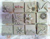 relief clay Tiles | Art Projects | Keramik | Pinterest ...