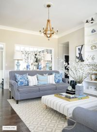 25+ best ideas about Blue houses on Pinterest | Blue house ...