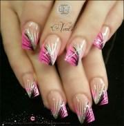 #kimskienails gel acrylic nails