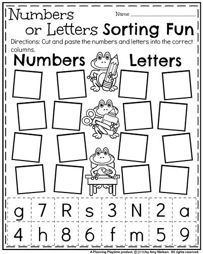 25+ best Kindergarten Sorting Activities ideas on