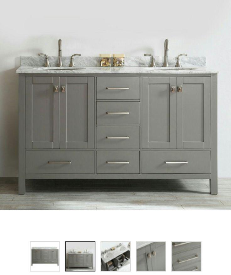 1000 ideas about Bathroom Vanities Without Tops on Pinterest  Open Bathroom Vanity Diy