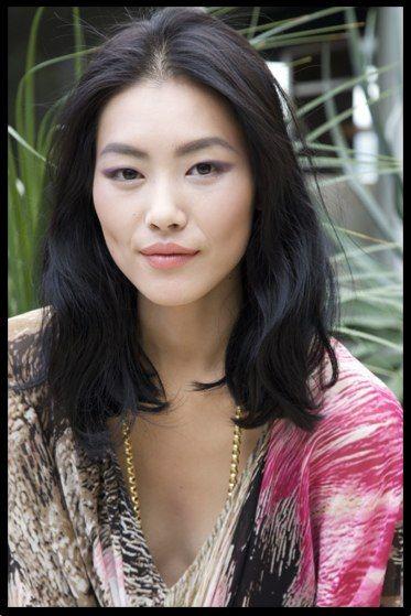 Liu Wen Favorite Chinese Model Beauty Pinterest British