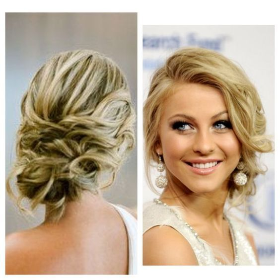 25 Best Ideas About Medium Hair Updo On Pinterest Medium Length