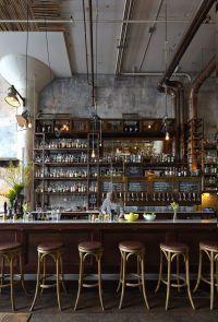 Best 25+ Cool bars ideas on Pinterest   Bar interior ...