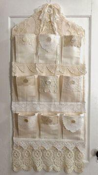 25+ best ideas about Vintage lace crafts on Pinterest
