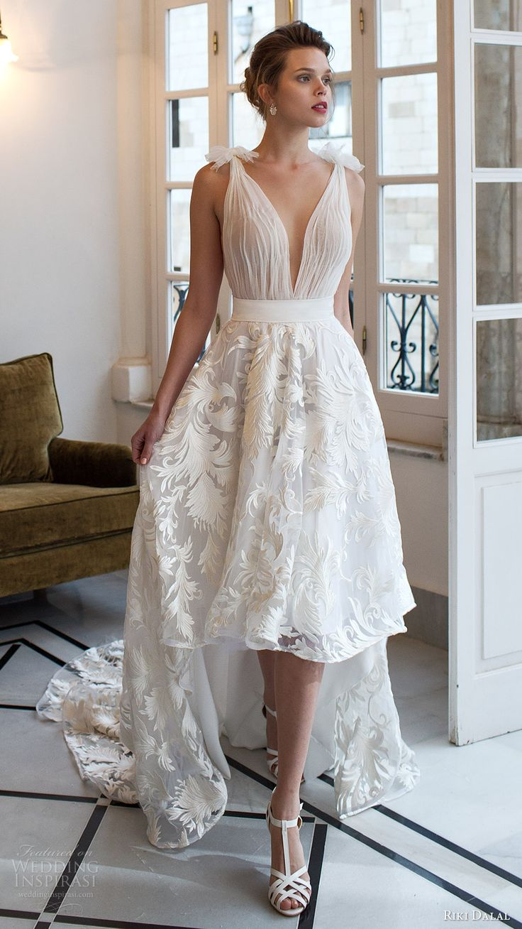 618 best images about Short Wedding Dresses Reception Dress Second Marriage Low Key Wedding