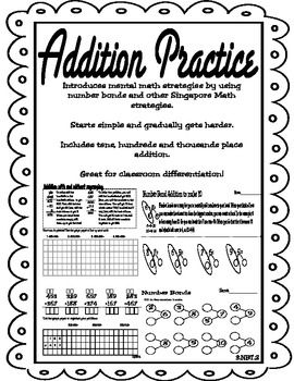 75 best images about Singapore math on Pinterest