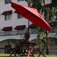 Amazon.com : Abba Patio 11-Feet Patio Umbrella Outdoor ...