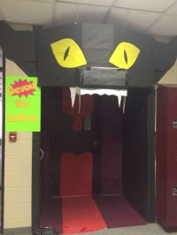 Homecoming door decorating contest | Panther pride ...