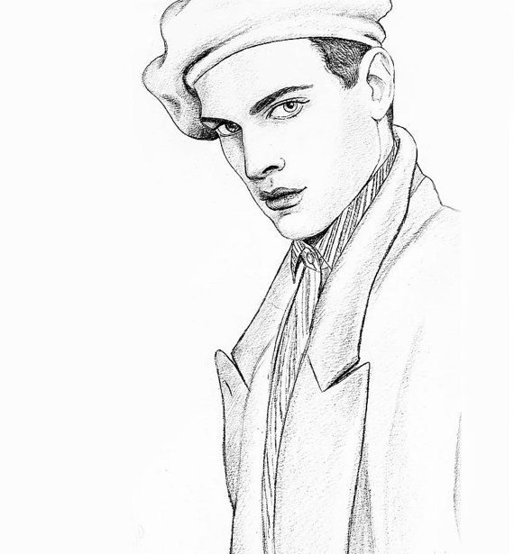 27 best ideas about Fashion Illustrations 4 Him on