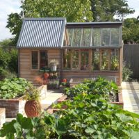 25+ best ideas about Greenhouses on Pinterest | Backyard ...