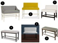 25+ best ideas about Counter Height Bench on Pinterest