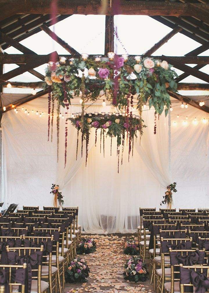 Pinterest Wedding Color Schemes