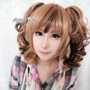 faun hairstyles wig