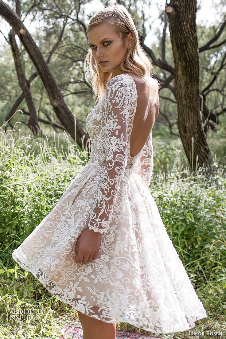17 Best ideas about Short Wedding Dresses on Pinterest  Short vintage wedding dresses Tea