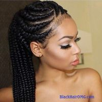 Best 20+ African american braids ideas on Pinterest