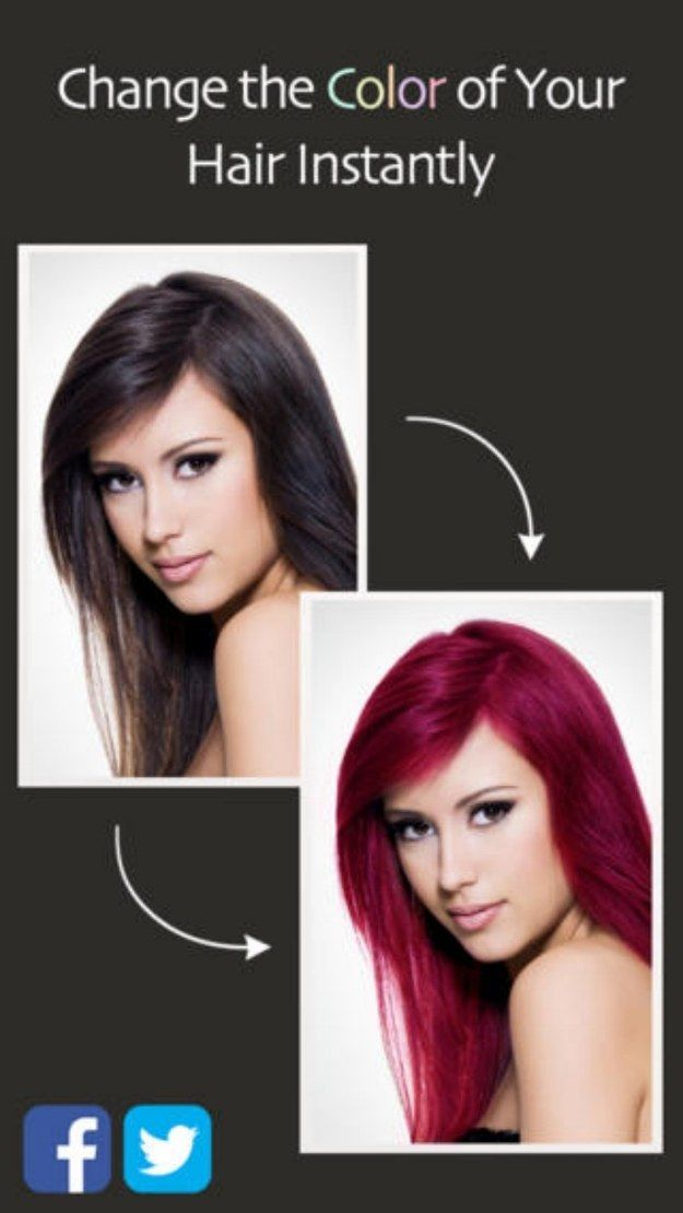 25 Best Ideas About Hair Changing App On Pinterest Hair Colour
