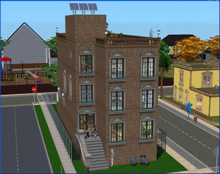 Sims 2 Family House Ideas House Interior