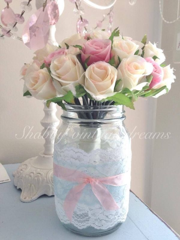 1000 images about SHABBY CHIC FLOWERS on Pinterest