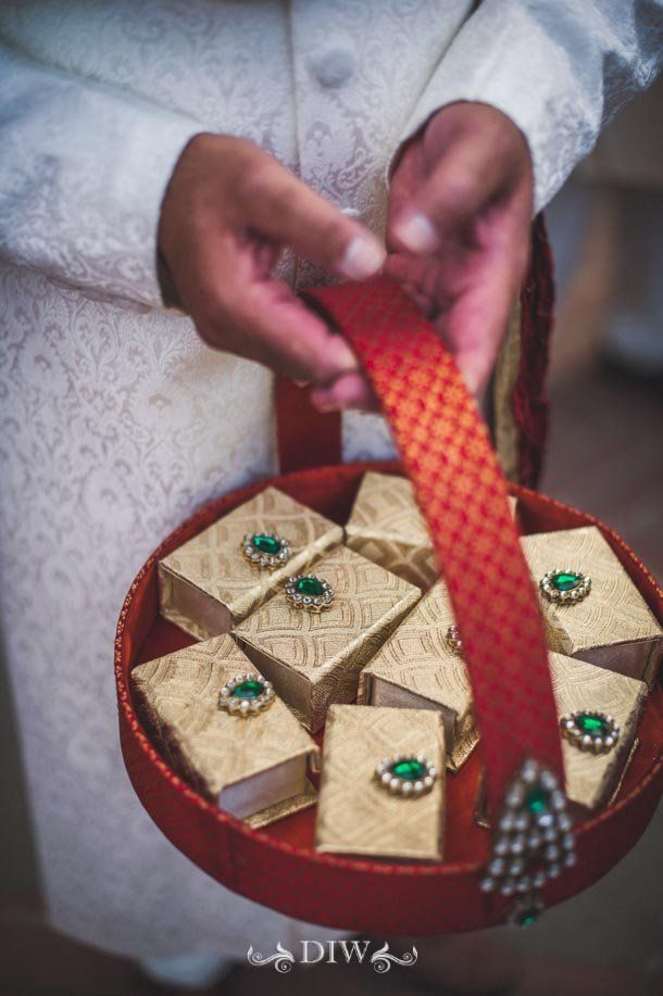 Indian Wedding Favor Bags
