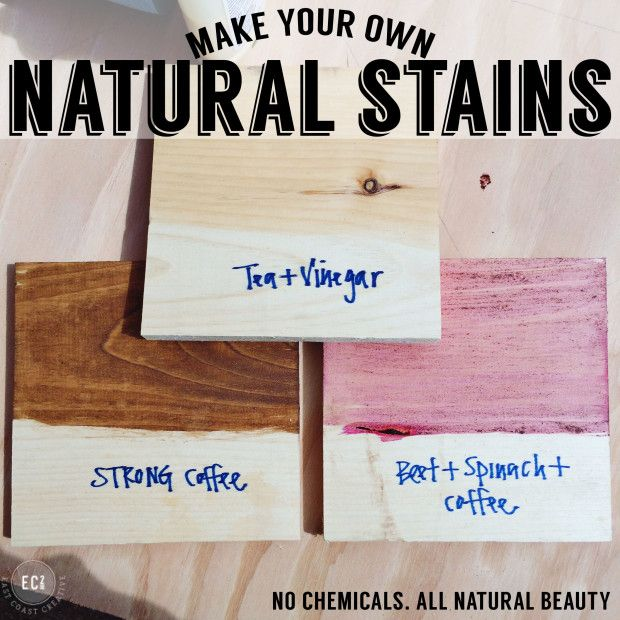 Food Safe Wood Stain Diy