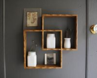 Best 25+ Wooden shelves ideas on Pinterest